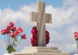 Κηδεία Άννας Σεχίδου, ετών 74