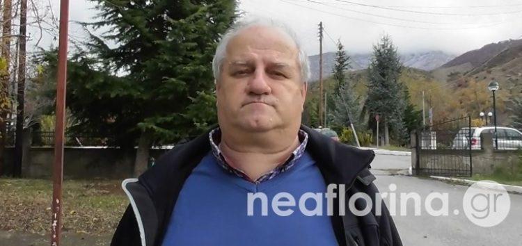 Παναγιώτης Πασχαλίδης: Οφειλόμενες διευκρινήσεις για το αρδευτικό Πρεσπών
