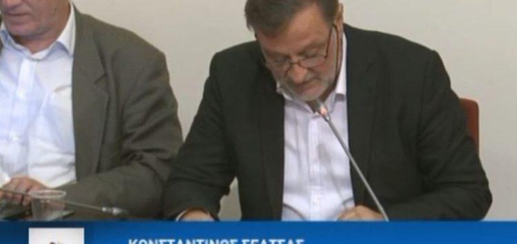 Εισήγηση των βουλευτών Φλώρινας Κ. Σέλτσα και Δωδεκανήσου Δ. Γάκη για την Έκθεση της Ειδικής Μόνιμης Επιτροπής Περιφερειών (video)