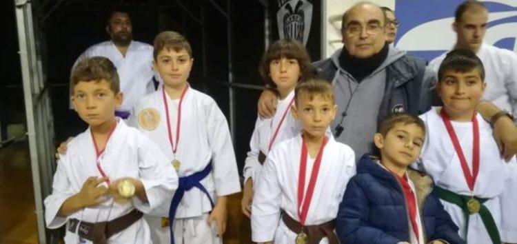Με ένα κάρο μετάλλια επέστρεψε ο Shogun από αγώνες στη Θεσσαλονίκη