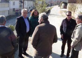 Ολοκληρώθηκαν οι εργασίες ασφαλτόστρωσης στην τοπική κοινότητα Σκοπιάς (video, pics)