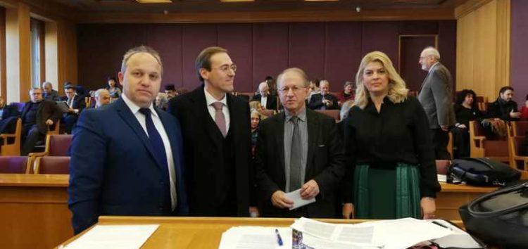 Εκδικάστηκε στο ΣτΕ η αίτηση ακύρωσης της «Συμφωνίας των Πρεσπών»