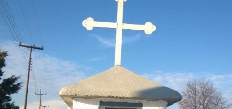 Το εκκλησάκι του χωριού!
