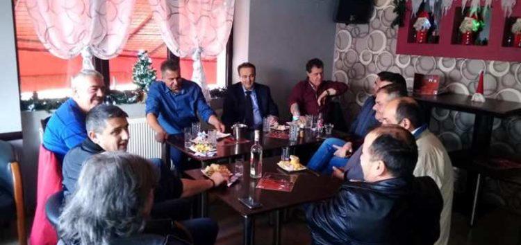 Επίσκεψη του βουλευτή Γιάννη Αντωνιάδη στην Ιτιά (pics)