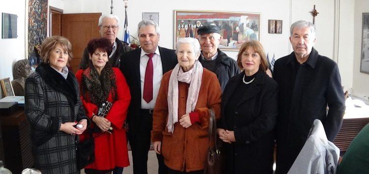 Ευχές για την ονομαστική του εορτή δέχτηκε ο αντιπεριφερειάρχης Φλώρινας Στέφανος Μπίρος (pics)
