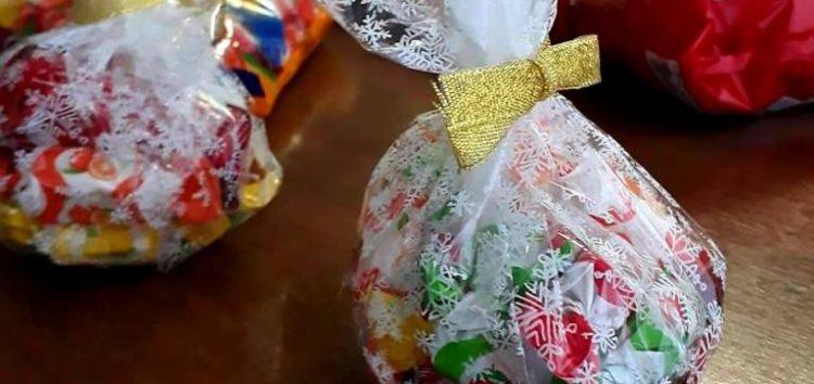 Χριστουγεννιάτικες δράσεις στον Ατραπό από τον Μορφωτικό Πολιτιστικό  Σύλλογο «Το Ποιμενικόν»