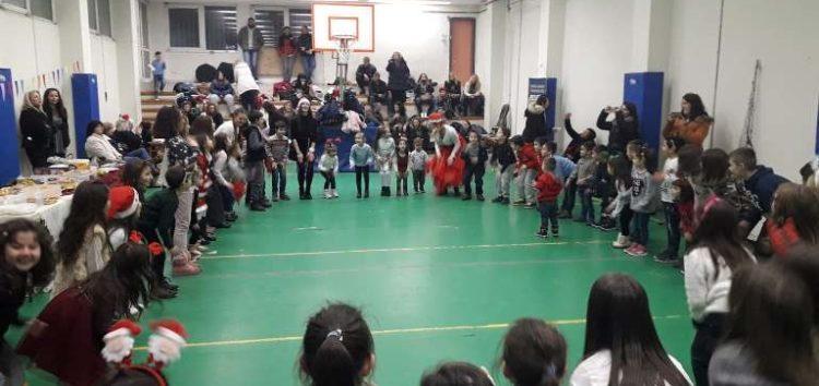 Χριστουγεννιάτικη γιορτή των παιδικών τμημάτων του σωματείου «Λυγκηστές» (video, pics)