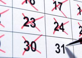 Ετήσια άδεια έως το τέλος του έτους