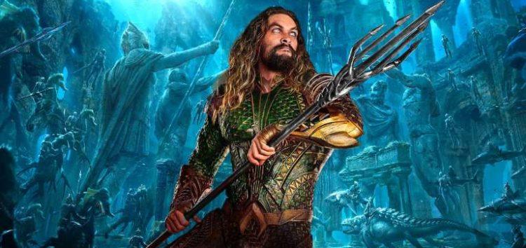 Με την ταινία Aquaman ξεκινούν οι κινηματογραφικές προβολές για το 2019