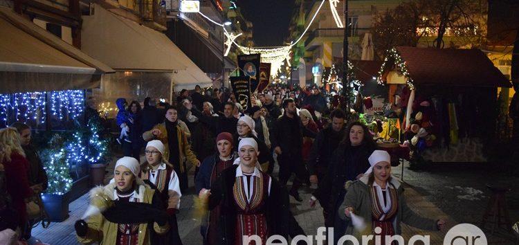 Το 2ο Χειμερινό Φεστιβάλ Παραδοσιακών Χορών των «Λυγκηστών» (video, pics)