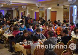 Το 16ο Σκακιστικό Τουρνουά «Κύπελλο Φωτιάς 2018» (video, pics)