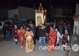 Η Αχλάδα γιορτάζει τον Άγιο Σπυρίδωνα (video, pics)