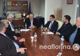 Ο Πρόξενος της Κυπριακής Δημοκρατίας επισκέφτηκε το Επιμελητήριο Φλώρινας (video, pics)