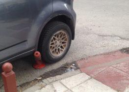 Πως (δεν) πρέπει να παρκάρουμε…