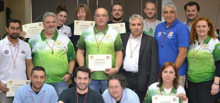 Ολοκληρώθηκε το σεμινάριο προπονητών τοξοβολίας της Σκοπευτικής Αθλητικής Λέσχης Φλώρινας (pics)