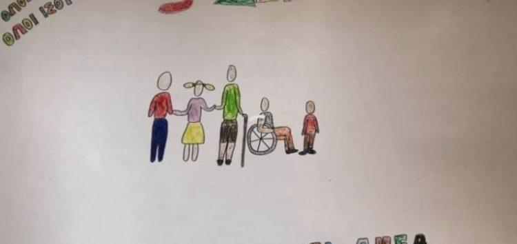 Το εκκλησιαστικό λύκειο – γυμνάσιο Φλώρινας για την παγκόσμια ημέρα ατόμων με αναπηρία