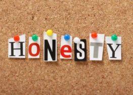 Η υπέρτατη αξία της τιμιότητας