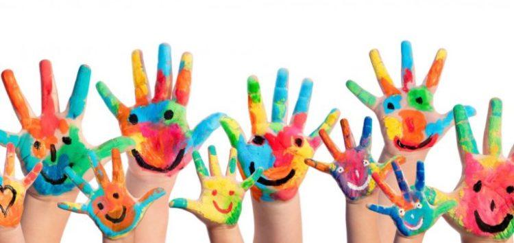 Δημιουργική απασχόληση παιδιών από Πολιτιστικούς Συλλόγους