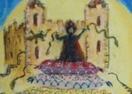 «Τα μαγικά Μαξιλάρια» από το παιδικό τμήμα του θεατρικού εργαστηρίου του Συλλόγου Κιουταχειωτών και Μικρασιατών Φλώρινας