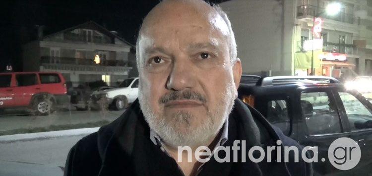 Ο δήμαρχος Αμυνταίου για τη φιλοξενία προσφύγων στον Άγιο Παντελεήμονα (video)