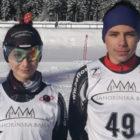 Ο Ευάγγελος Ηλίας και η Νεφέλη Τίτα στο Παγκόσμιο Πρωτάθλημα Διάθλου της Σλοβακίας