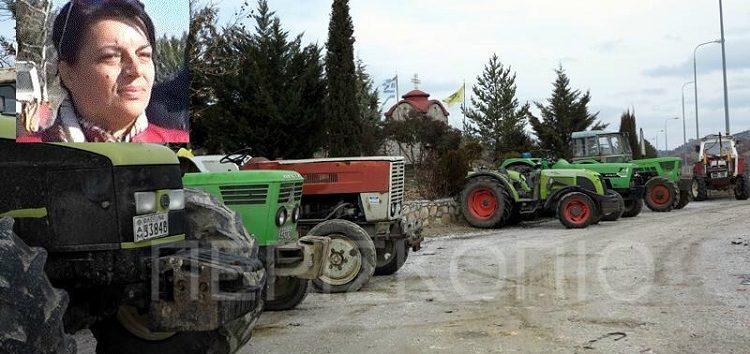 Στους δρόμους και οι αγρότες του δήμου Αμυνταίου – Στήθηκε το μπλόκο στον κόμβο Αντιγόνου (video)
