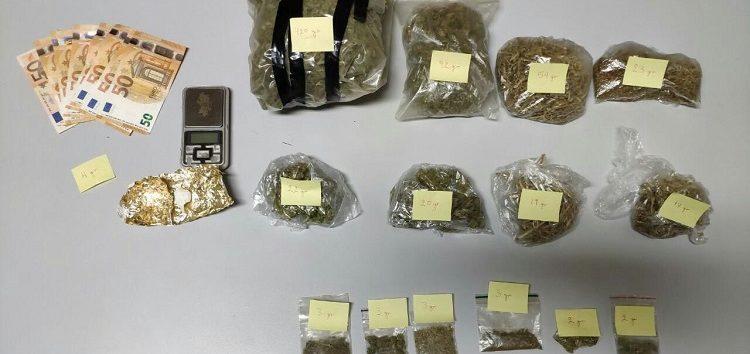Συνελήφθη 29χρονος αλλοδαπός στη Θεσσαλονίκη από αστυνομικούς της Διεύθυνσης Αστυνομίας Φλώρινας για διακίνηση ναρκωτικών ουσιών