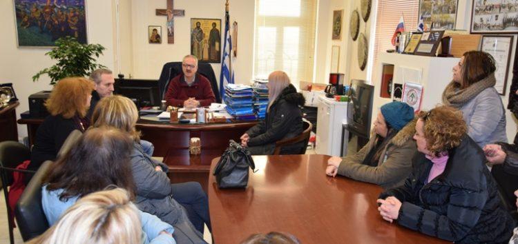 Συνάντηση του δημάρχου Φλώρινας με εργαζόμενους του προγράμματος «Βοήθεια στο Σπίτι» (pics)