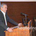 Ο Δημήτρης Φαρμακιώτης για την ανακοίνωση της υποψηφιότητας του Στέφανου Μπίρου