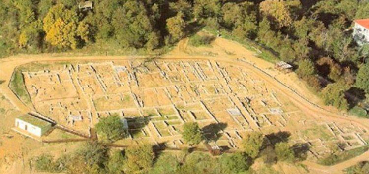 Εορτασμός της Αυγουστιάτικης πανσελήνου στον αρχαιολογικό χώρο της Ελληνιστικής Πόλης Φλώρινας