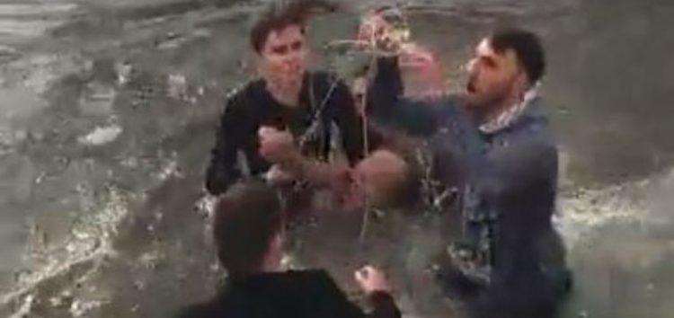 Τα Θεοφάνεια στην ενορία Αγίου Νικολάου Φλώρινας (videos)