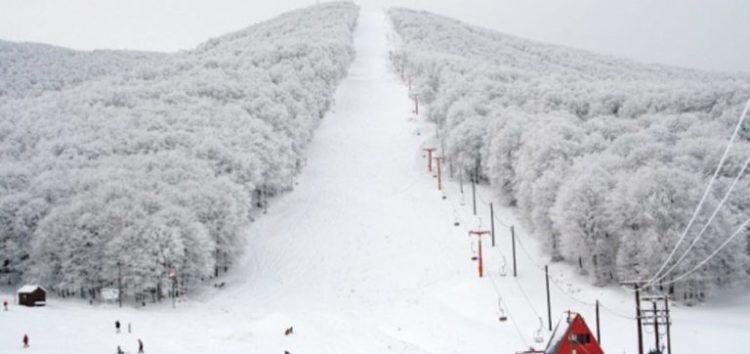 Υποβλήθηκε η πρόταση για τον εκσυγχρονισμό του Χιονοδρομικού Κέντρου Βίγλας – Πισοδερίου