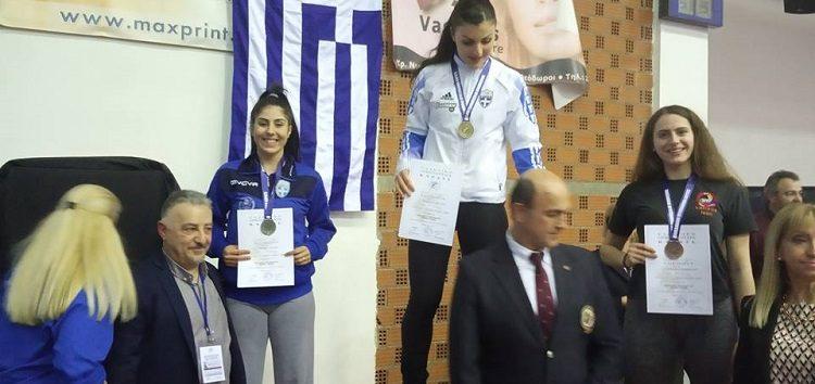 Ο «Παγκράτιον» στο Πανελλήνιο Πρωτάθλημα Καράτε Ανδρών – Γυναικών