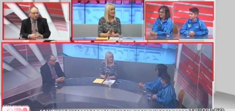 Οι «Σάρισες» στην εκπομπή «Ώρα Αιχμής» του Flash TV (video)