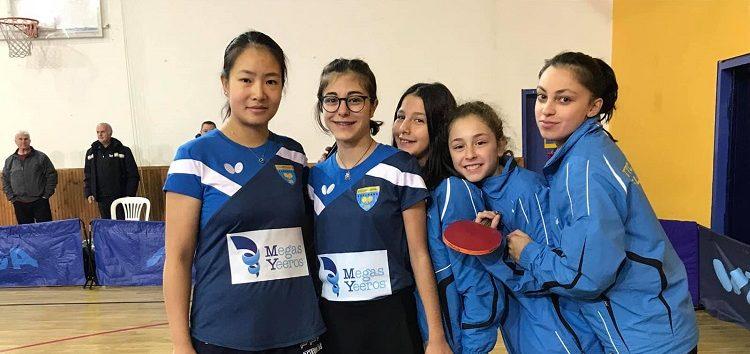 Κορυφώνεται το πρωτάθλημα της Α1 γυναικών με τρεις αγωνιστικές στη Φλώρινα