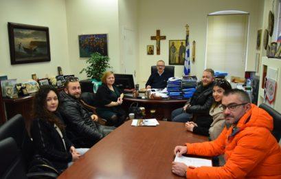 Συνάντηση του δημάρχου Φλώρινας με το Δ.Σ.του συλλόγου «Προφήτης Ηλίας» Άνω Καλλινίκης (pics)