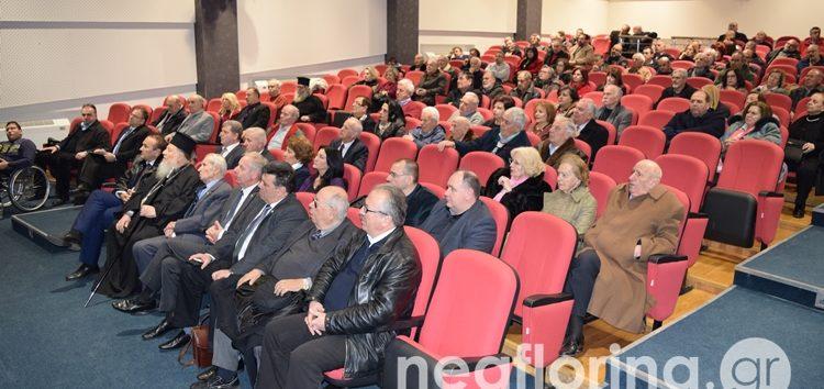 Η κεντρική εκδήλωση για την 70η επέτειο της Μάχης της Φλώρινας (video, pics)