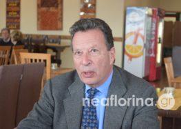 Γιώργος Κύρτσος από τη Φλώρινα: «Η Συμφωνία των Πρεσπών βλάπτει τα καλώς εννοούμενα εθνικά συμφέροντα» (video)