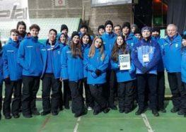 Ο ΣΟΧ Φλώρινας στη Χειμερινή Ολυμπιάδα Νέων του Σαράγεβο και στο Βαλκανικό Κύπελλο του Μαύροβο