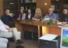 Επίσκεψη μελών ΔΕΠ του Πανεπιστημίου Δυτικής Μακεδονίας στο Πανεπιστήμιο της Αλβανίας