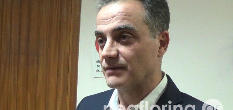 Ευχαριστήριο του Περιφερειάρχη Δυτικής Μακεδονίας σε όσους εργάστηκαν για τις εκλογές