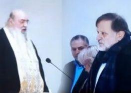 Πατήρ Αναστάσιος: Τι λέει ο ιερέας από τη Φλώρινα που τα «έψαλε» στον Σέλτσα