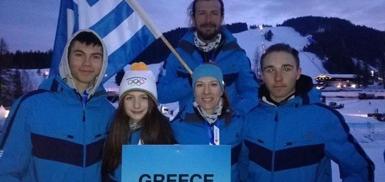 Το όνειρο έγινε πράξη στον ΑΟΦ, με 4 αθλητές του στο Παγκόσμιο Πρωτάθλημα Χιονοδρομίας ανδρών – γυναικών (pics)
