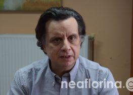 Γιάννης Ζιώγας: Κρίσιμο το δεύτερο τμήμα για το μέλλον της Σχολής Καλών Τεχνών (video)