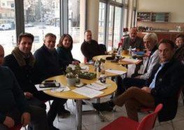 Ο Σύλλογος Προστασίας Βεγορίτιδας συναντήθηκε με την υφυπουργό Αγροτικής Ανάπτυξης και Τροφίμων
