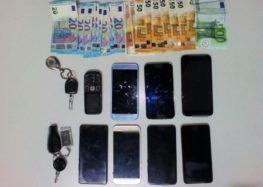 Συνελήφθησαν 5 διακινητές στην Κρυσταλλοπηγή για μεταφορά και διευκόλυνση παράνομης εξόδου από τη χώρα 5 αλλοδαπών (pics)