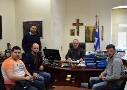 Συνάντηση του δημάρχου Φλώρινας με τον Πολιτιστικό Σύλλογο Σιταριάς