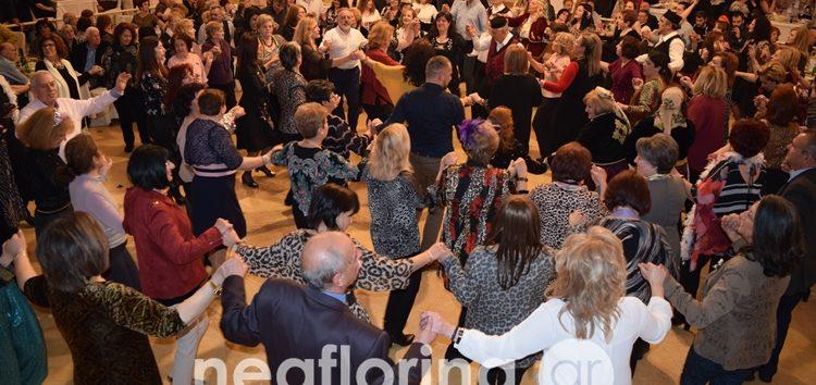 Με πολύ κέφι ο αποκριάτικος χορός του Συλλόγου Κιουταχειωτών – Μικρασιατών Φλώρινας (video, pics)