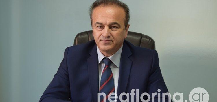 Ο βουλευτής Γιάννης Αντωνιάδης για τον νέο και τον απερχόμενο Αστυνομικό Διευθυντή Φλώρινας