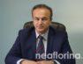 Ο Γιάννης Αντωνιάδης για τα αρδευτικά δίκτυα της Φλώρινας